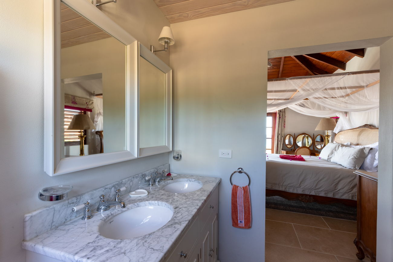 Ensuite from inside